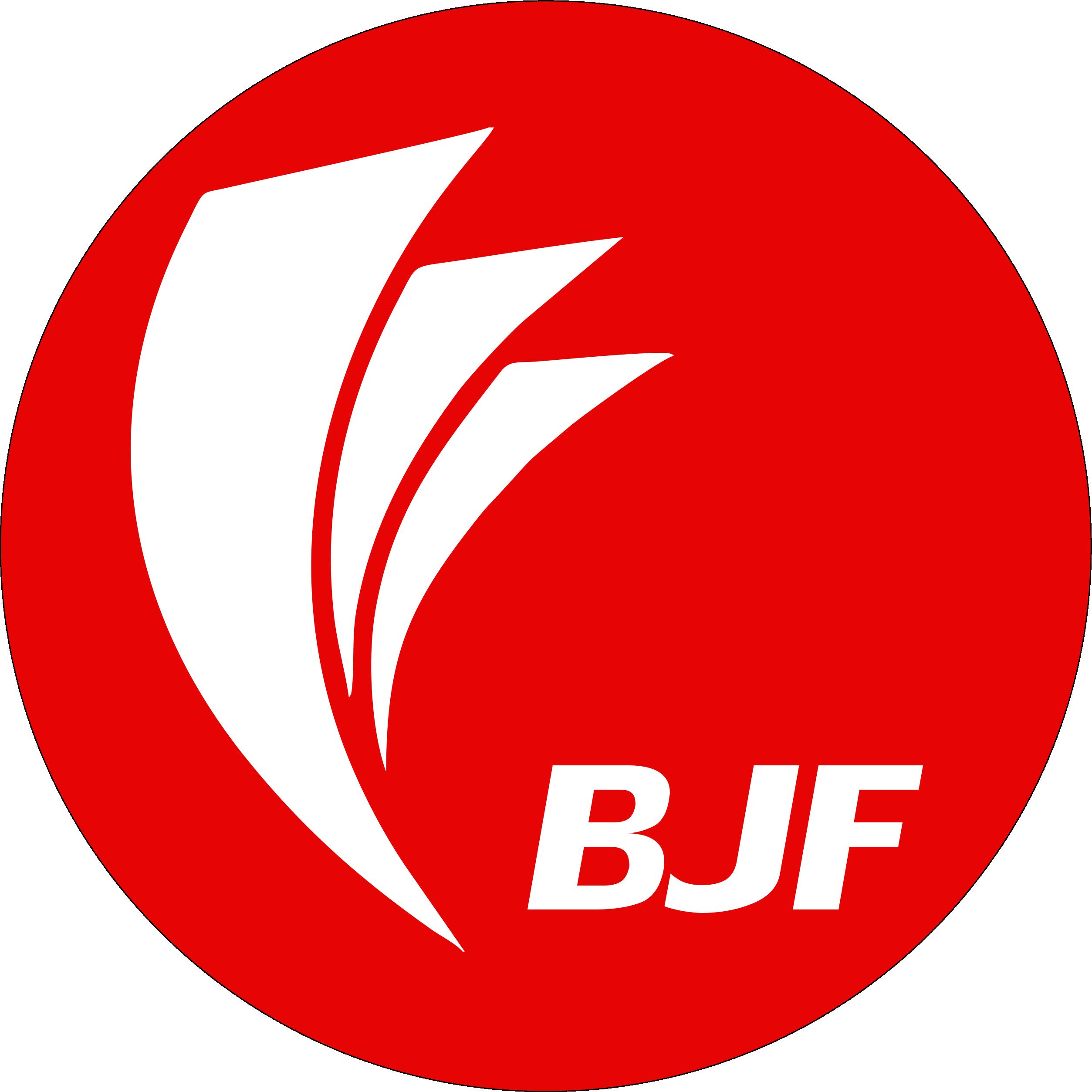 Logotipo BJF Redondo